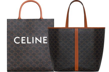Celine Triomphe Canvas Bag Collection thumb