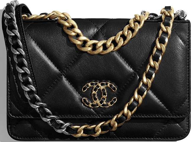 Chanel WOC With Coin Purse