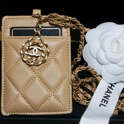 Chanel Chain Card Holder thumb