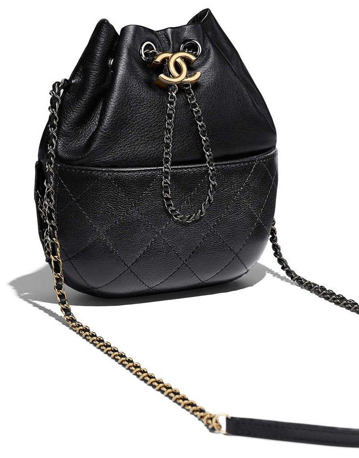 Chanel Gabrielle Purse Bag Version