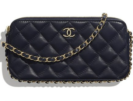Chanel Small Chain Around Clutch With Chain thumb