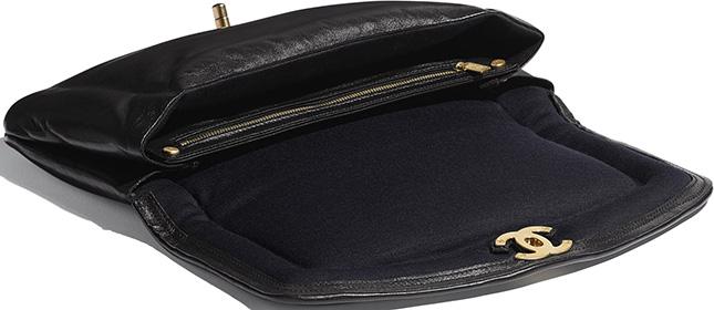 Chanel Vintage Puffy Bag