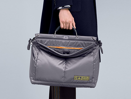Fendi x Porter Capsule Collection With Ultra Performance Nylon thumb