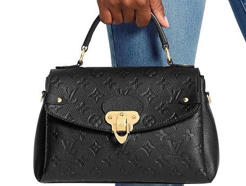 Louis Vuitton Georges Monogram Empreinte Bag thumb