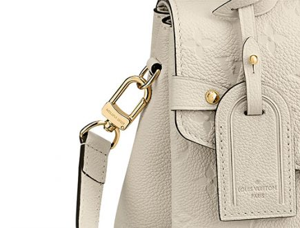 Louis Vuitton Georges Monogram Empreinte Bag thumb
