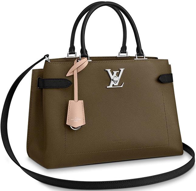 Louis Vuitton Lockme Day Bag