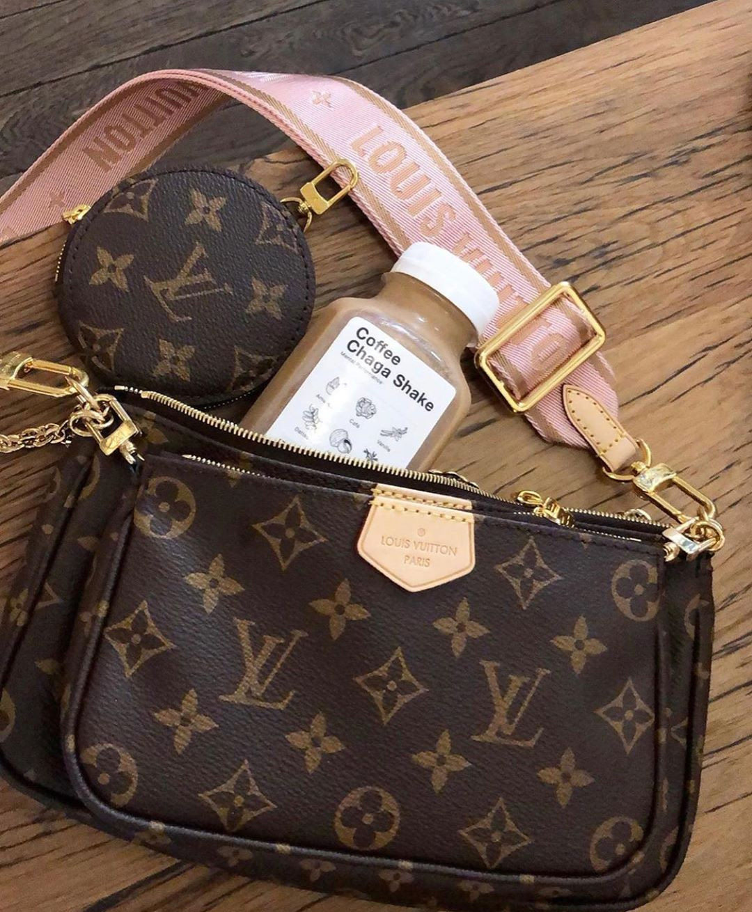 Louis Vuitton Mult Pochette Accessories Is The New Eva Bag