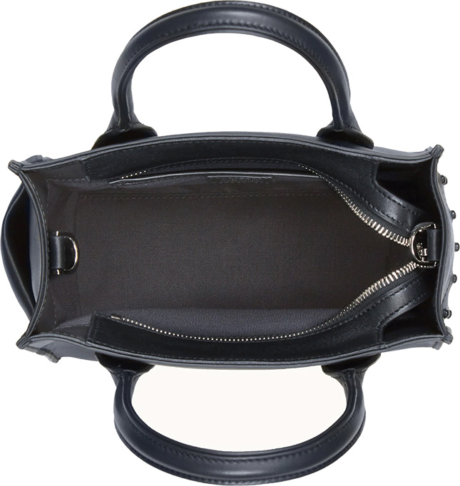 Tods Micro Logo Shopping Bag