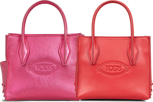 Tods Micro Logo Shopping Bag thumb