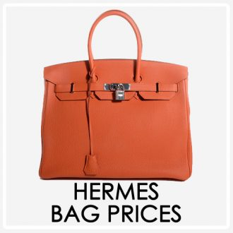 hermes bag prices