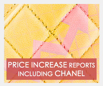 price increase report chanel