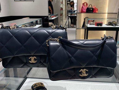 Chanel Large Quilted Classic Flap Bag thumb