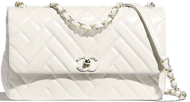 Chanel Mix Quilted New Clutch Bag m