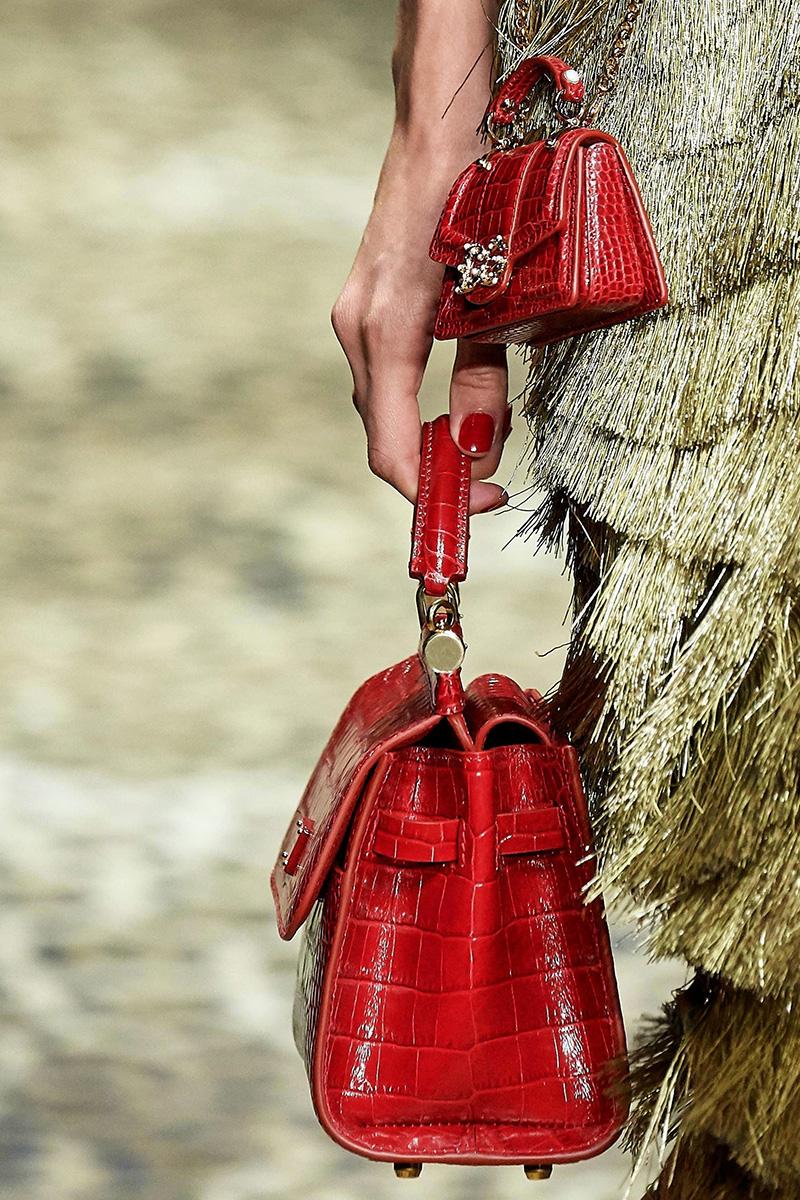 Dolce Gabanna Spring Summer Bag Collection
