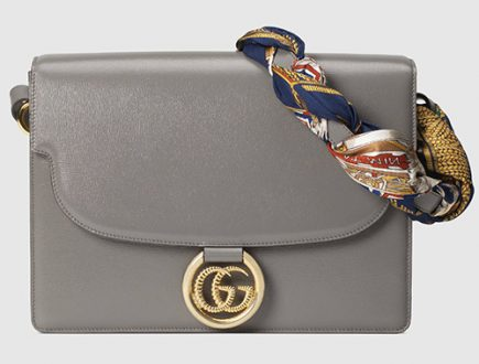 Gucci Bag with Scarf thumb