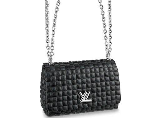 Louis Vuitton Damier Quilting Twist Bag thumb
