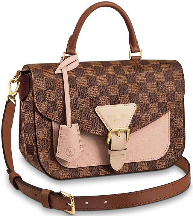Louis Vuitton Soufflot Bag