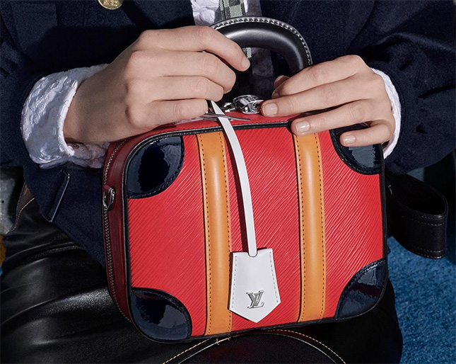Louis Vuitton Valisette Bag