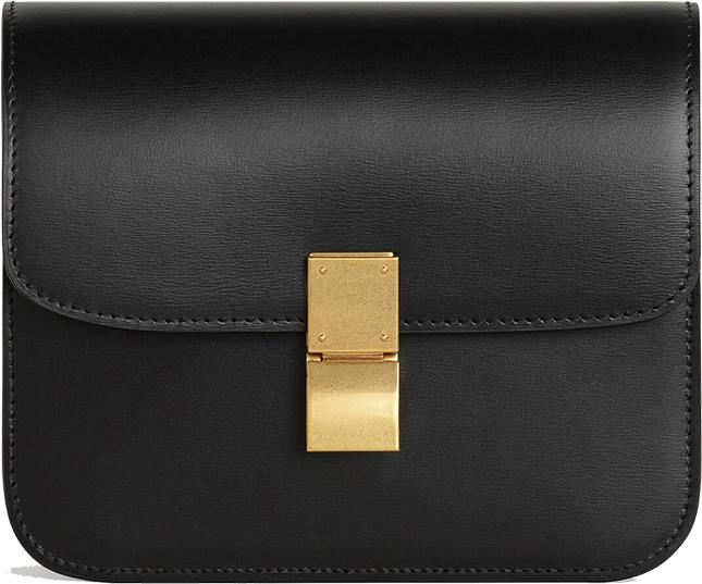 Celine Teen Classic Box Bag Is The Tiniest So far