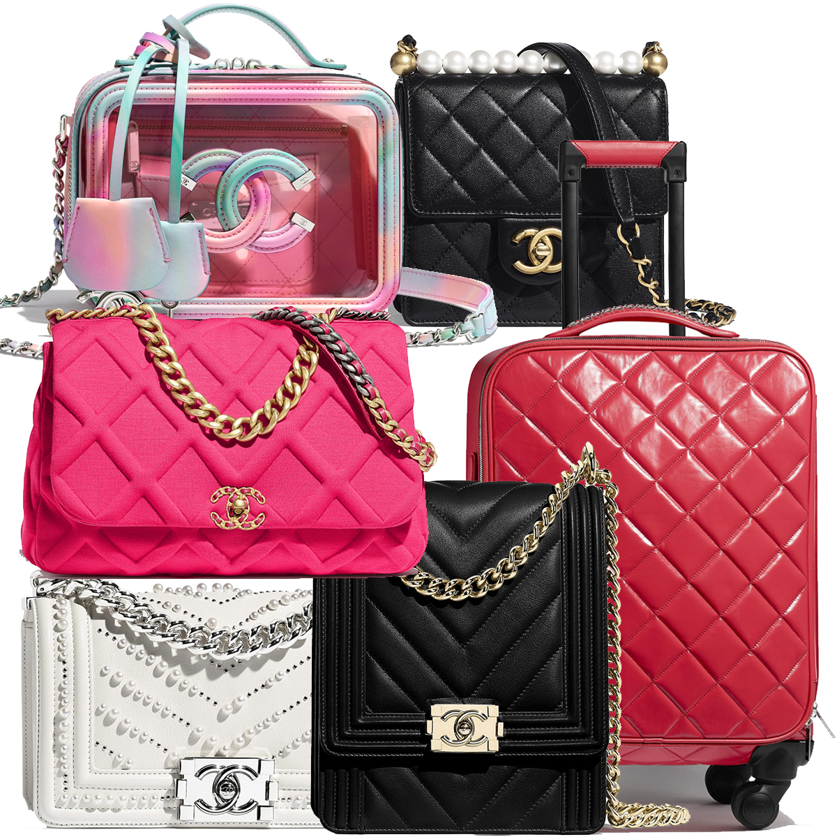 Chanel Cruise Classic Bag Collection