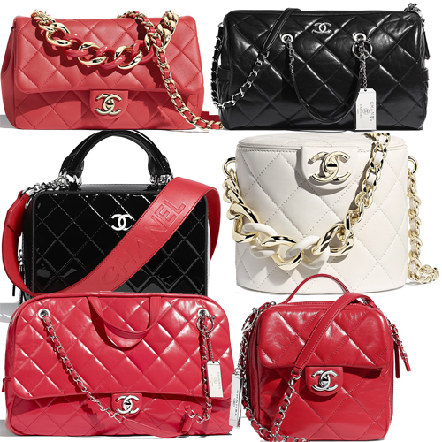 Chanel Cruise Seasonal Bag Collection thumb
