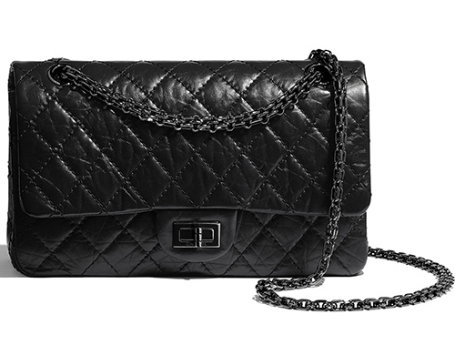Chanel So Black Reissue . Bag thumb