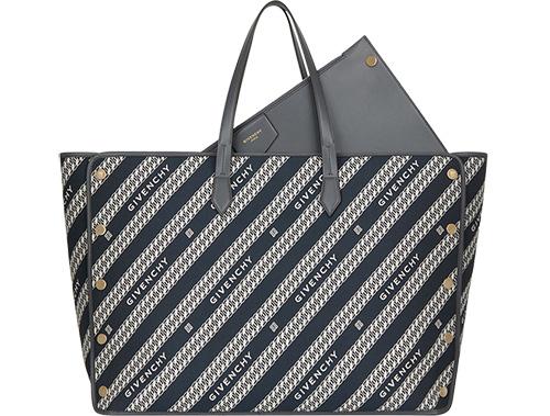 Givenchy Bond Shopper The Chain Jacquard Print thumb