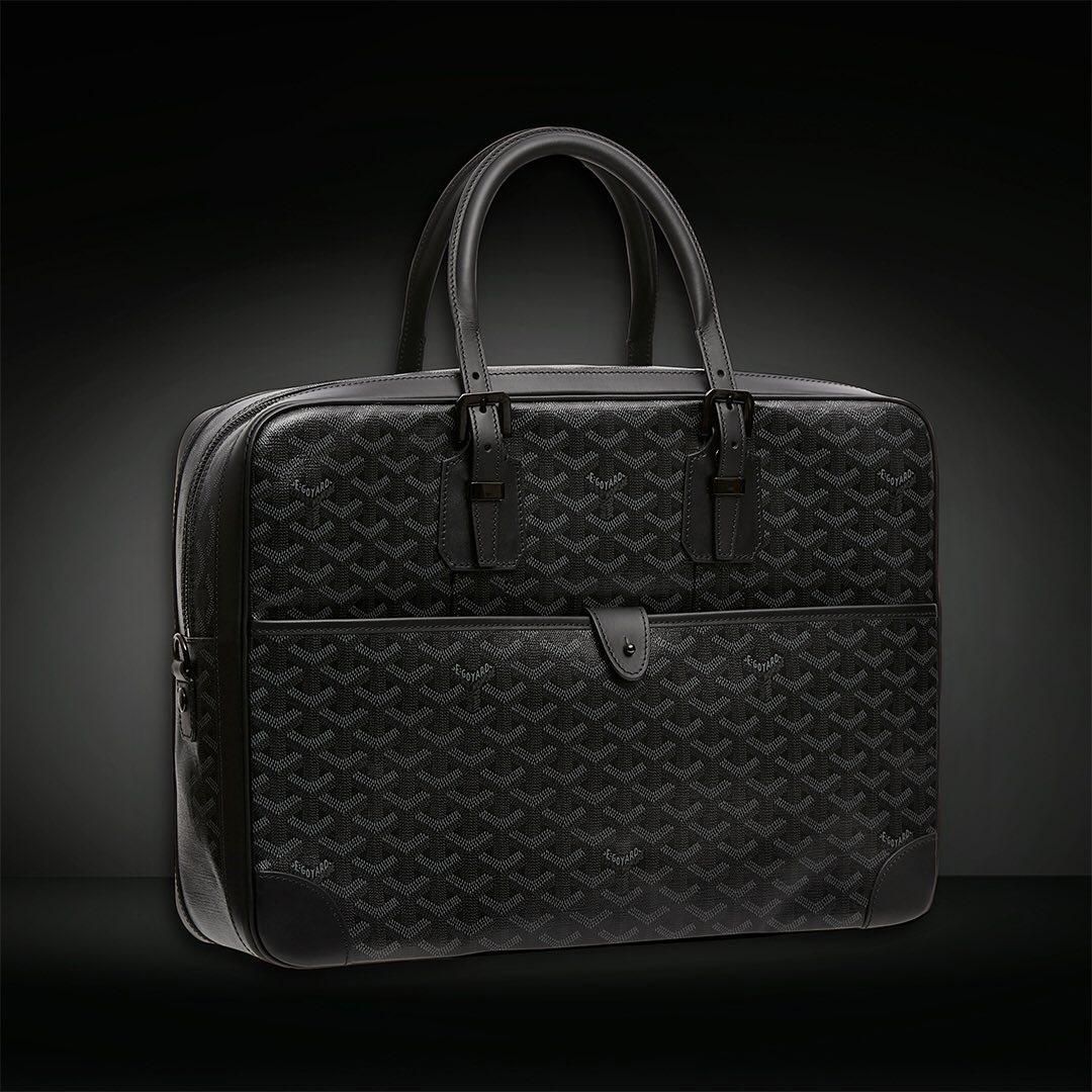 Goyard Presenting All Black Bags
