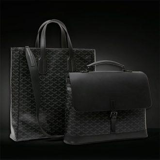 Goyard Presenting All Black Bags thumb