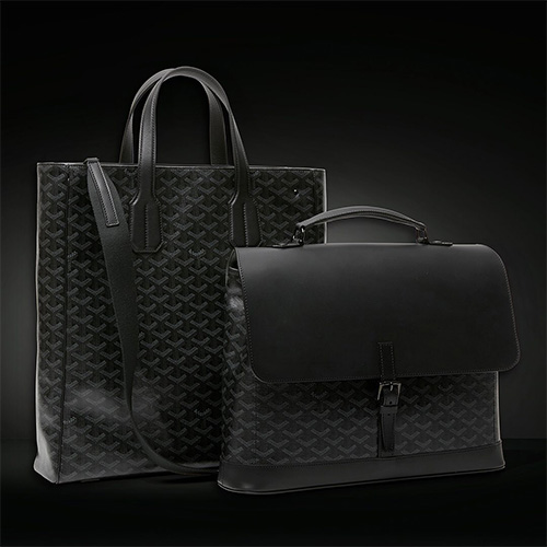 Goyard Presenting All Black Bags thumb