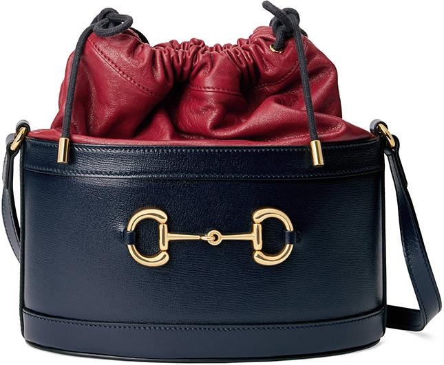 Gucci Horsebit Bucket Bag