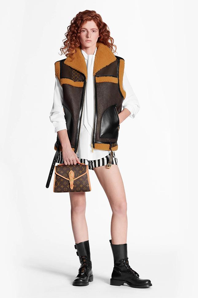 Louis Vuitton Ivy Bag Retro