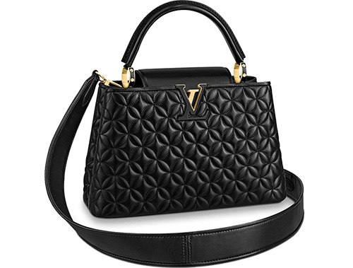 Louis Vuitton Monogram Flower Capucines Bag thumb