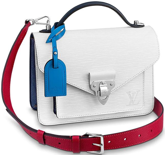 Louis Vuitton Neo Monceau Bag