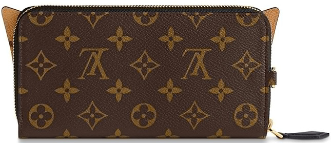 Louis Vuitton Zippy Wallet Shades