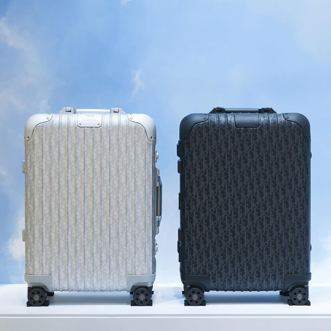 Rimowa x Dior Collaboration Bag Collection