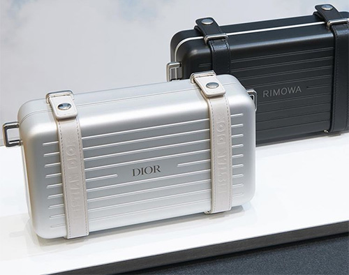 Rimowa x Dior Collaboration Bag Collection thumb