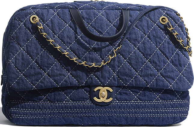 A Chanel Bowling Bag That Looks Like The XXL Bag