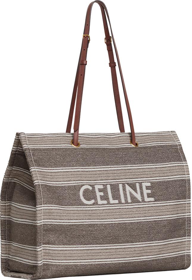 Celine Squared Cabas Bag