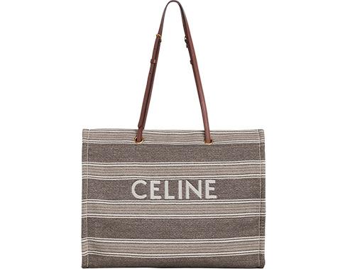Celine Squared Cabas Bag thumb
