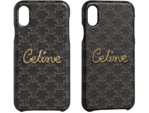 Celine Triomphe iPhone Case thumb