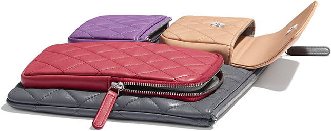 Chanel Cases With Accessories