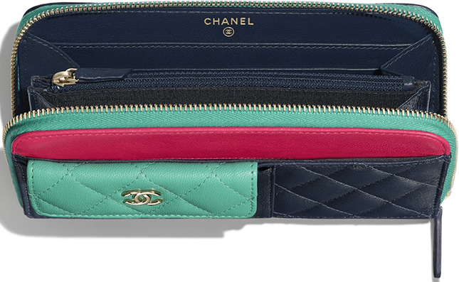 Chanel Introduces Cruise Tri Color Accessories