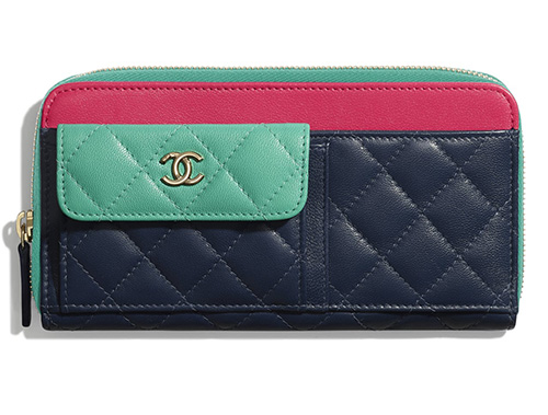 Chanel Introduces Cruise Tri Color Accessories thumb