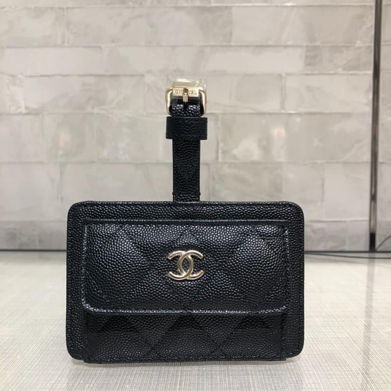 Chanel Luggage Tags M