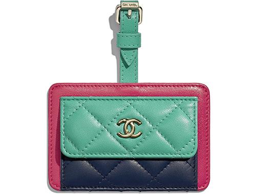 Chanel Luggage Tags thumb