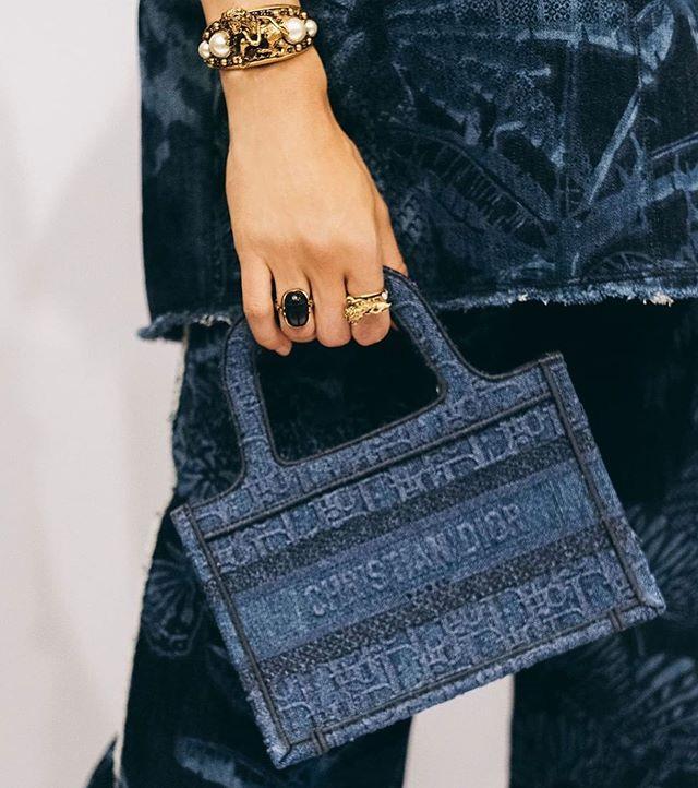 Dior Introduces the Mini Dior Book Tote