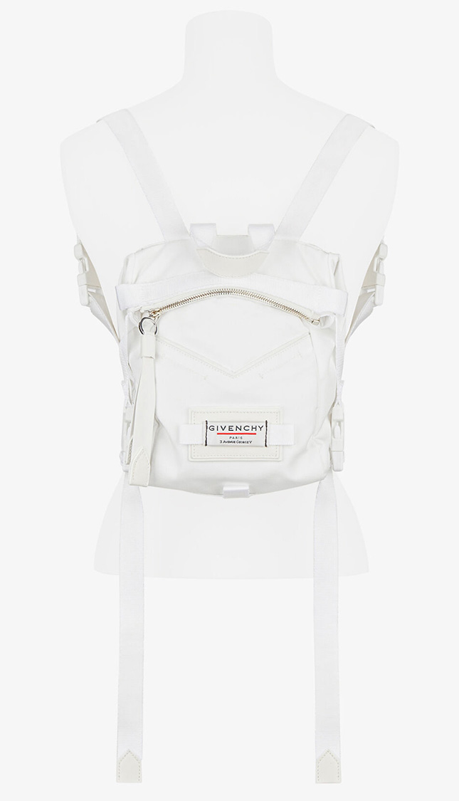 Givenchy Downtown Backpack Bow Backpack