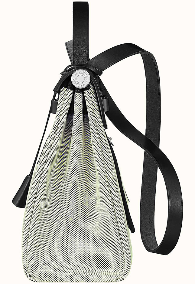 Hermes Herbag Zip Retourne Pegase Pop Bag