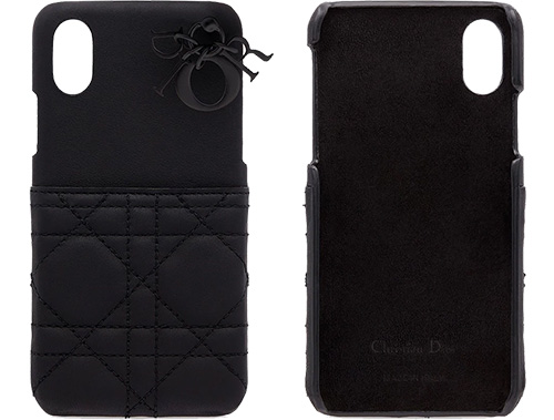 Lady Dior Ultra Matte iPhone Case thumb